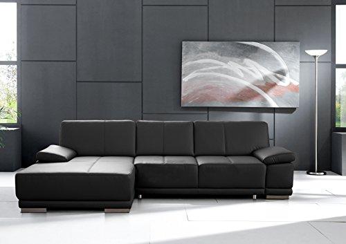 Ecksofa Couch günstig CAVADORE Corianne kaufen  Bild 1*