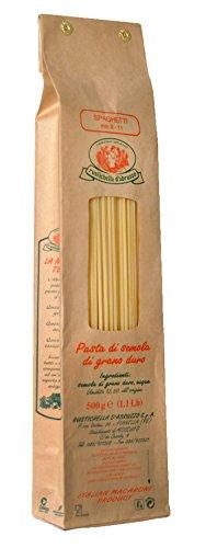 Spaghetti von Rustichella d Abruzzo - Hartweizennudeln
