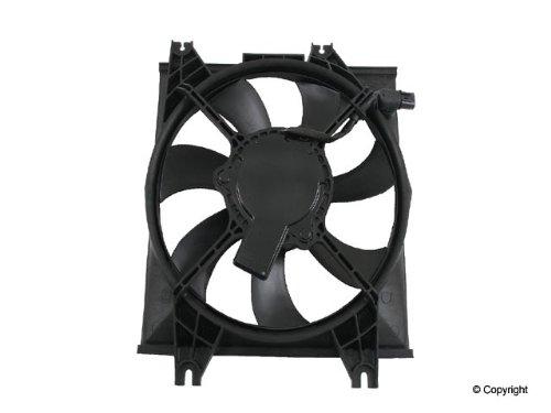 Halla 9773025000 a/c condensador motor de ventilador: Amazon.es ...