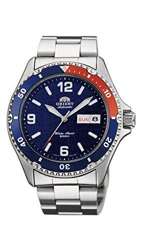 [オリエント時計] 腕時計 オートマティック Mako マコ ダイバーズウォッチ SAA02009D3
