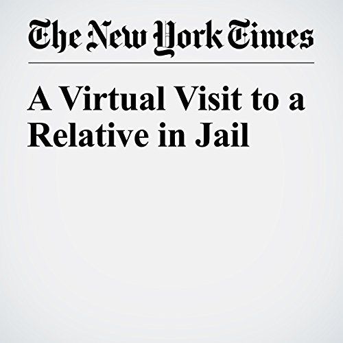 A Virtual Visit to a Relative in Jail audiobook cover art