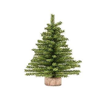 Kurt S Adler 18-Inch Miniature Canadian Pine Christmas Tree Multi