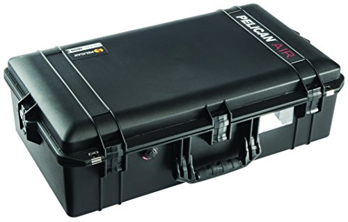 Pelican Air 1605 Case With Foam (Black)