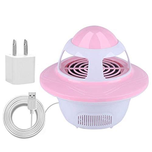 Yuany Mosquito Killer insectenwerende lamp mortel, fotokatalystUSB insectenbescherming slaapkamer/keuken/kantoor, AUSB
