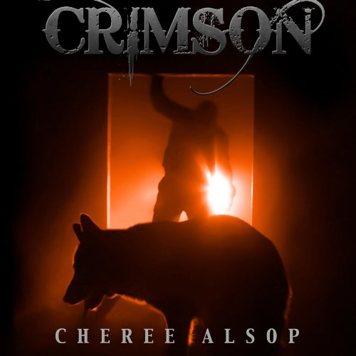 Crimson audiobook cover art