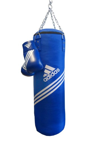 adidas Boxing Set Box-Kit Blue-Corner, Blau, One Size