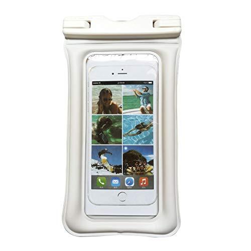 Funda impermeable universal 1 Pack - IPX8 impermeable bolsa del teléfono del...