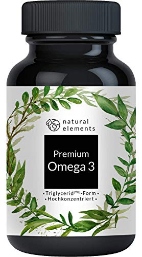 natural elements Premium Omega 3 Fischöl Bild