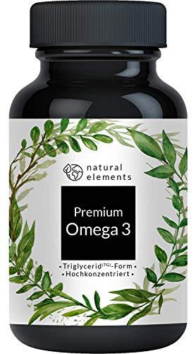 natural elements -  Premium Omega 3