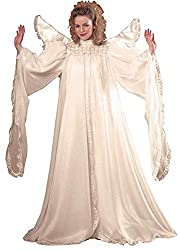 Deluxe Heavenly Christmas Angel Costume - Standard - Dress Size 10-12