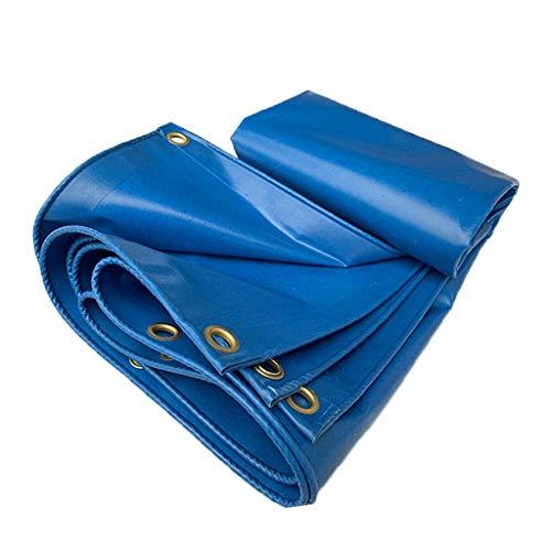 JT- Tissu Anti-Pluie Tissu d'ombrage Tissu Anti-Pluie épaissi Bâche de Protection Solaire imperméable Pluie Hangar de Voiture Pare-Soleil extérieur Durable (Size : 3m*5m)
