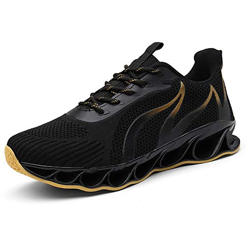 GOMNEAR Running Shoes Men Trail Fashion Casual Lace Up...