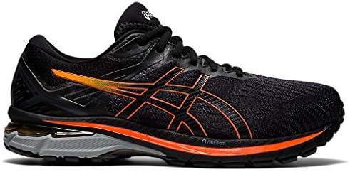 ASICS Men s GT 2000 9 G TX Running Shoes 13M Black Marigold Orange product image