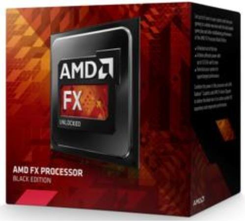 AMD FD6350FRHKHBX - Piledriver FX-6 Six Core 6350 3.90GHz (Socket AM3+) Processor - Retail