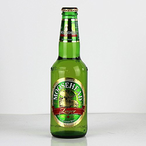 Cerveza Moosehead Lager Beer 350ml