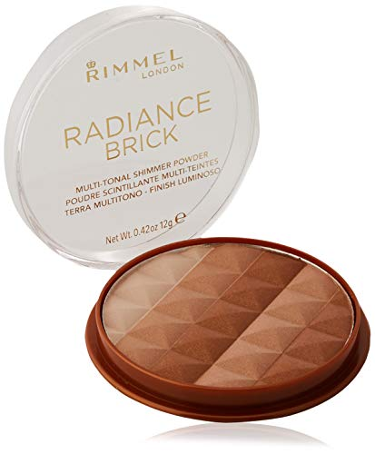 Rimmel Number 001 Radiance Brick -...