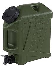 DOD(ディーオーディー) ジミニータンク 水専用 ウォータータンク 10L WT3-863-KH