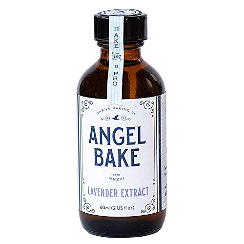 Angel Bake Pure Lavender Extract.