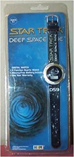 Star Trek Deep Space Nine Digital Quartz Watch