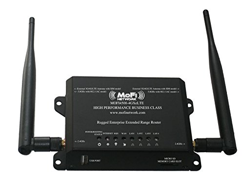 MOFI4500-4GXeLTE V2 4G/LTE Router AT&T Sprint Verizon US Cellular T-Mobile