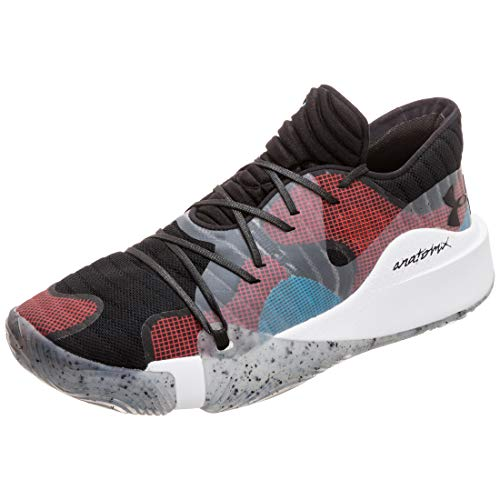 Under Armour Zapatillas de Baloncesto UA Anatomix Spawn Low, básquetbol Hombre, Black,...