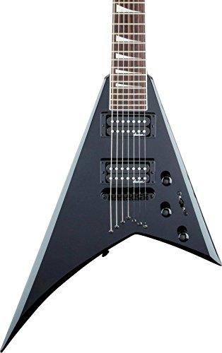 Jackson X Series Rhoads RRXT24-7 - Guitarra eléctrica de 7 cuerdas, color negro brillante