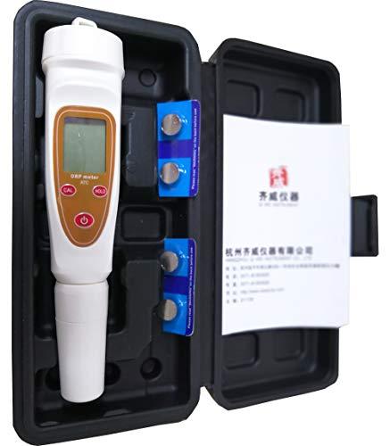 Redox Medidor Rango Corregido ± 1200mV Redox Medidor Reducción del potencial de oxidación para acuarios de agua (ORP-BL)