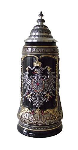 Zöller & Born Bierkrug Städte Seidel 1 Liter Bierseidel ZO 1424/6969