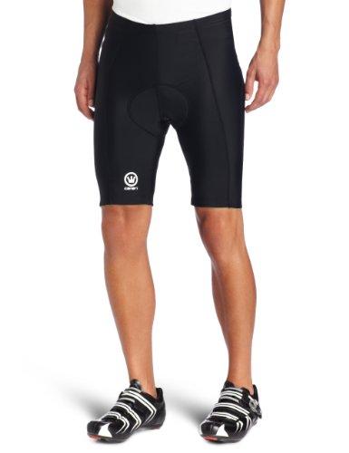 Canari Cyclewear Men's Velo Gel Padded Bike Short