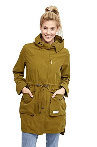 mazine - Damen Jacke - Marydale - Light Parka - Khaki (x_l)