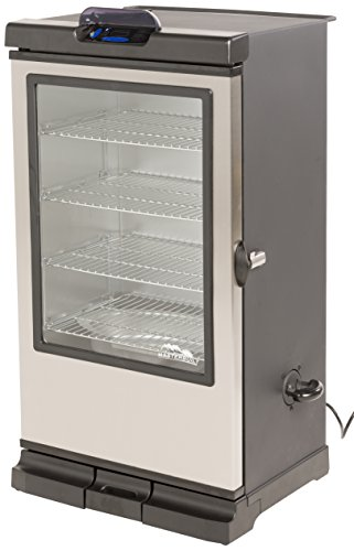 Masterbuilt 20070215 Electric Smoker with...