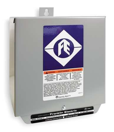 Franklin Electric 2 Hp Submersible Water Pump Control Box