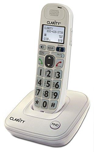 Clarity D702 Cordless Phone - DECT (D702) -