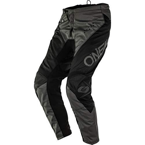 E010-132 - Oneal Element 2020 Racewear Motocross Pants 32 Black Grey