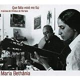 Maria Bethania - Que Falta Voce Me Faz (Musicas de Vinicius de Mora