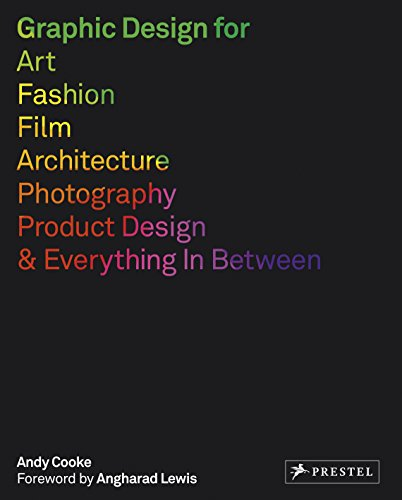 Graphic Design for Art, Fashion, Film, Architecture, Photographer, Product Design and Everything in Between