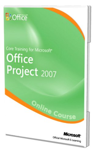 Core Training for Microsoft Office Project 2007: Online Course