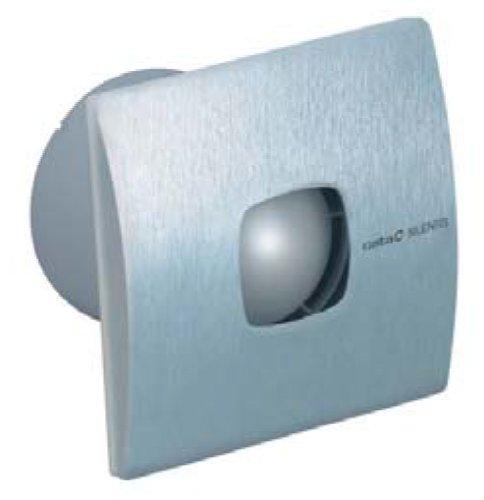 CATA SILENTIS 10 INOX T Acero inoxidable - Ventilador (Acero inoxidable, Techo, Pared, De plástico, 37 dB, 2500 RPM, 98 m³/h)