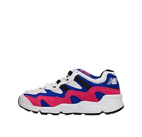 New Balance 850 Gc Sneaker für Kinder, Weiß, GC850YSH, Weiß 38½