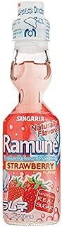 Ramune Strawberry Natural 18 Pack