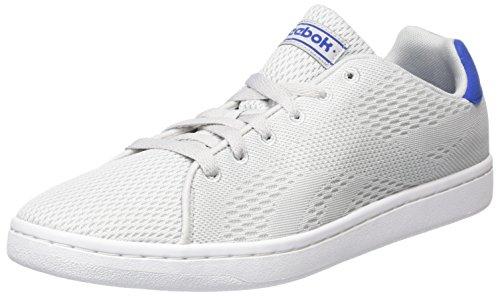 Reebok CMPLT 2 PX, Zapatillas de Deporte Hombre, Blanco (White/LGH Solid Grey/Collegiate Royal 000), 42.5 EU