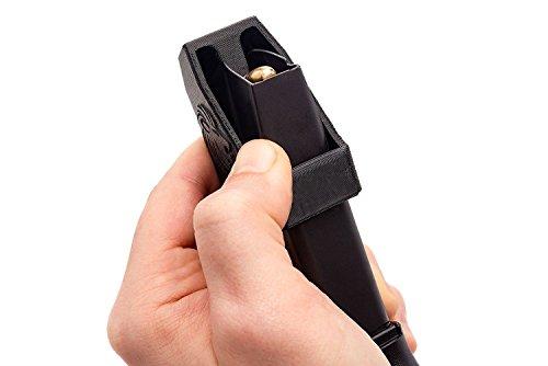 RAEIND Speedloader for Taurus Handguns Double/Single Stack Magazine Speed Loader Reloader (Select Your Magazine) (1 Unit, Taurus PT111 Millennium Pro G2, PT145-9mm)