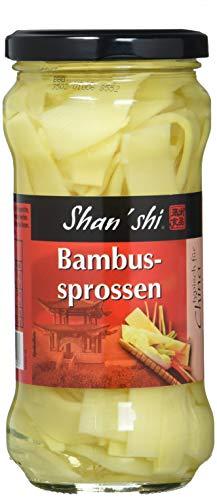 Shan\'Shi Bambussprossen, 6er Pack (6 x 330 g)