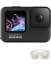 【GoPro公式限定】GoPro HERO9 Black + 公式ストア限定非売品 メガホルダー(白) + ステッカー 【國內正規品】