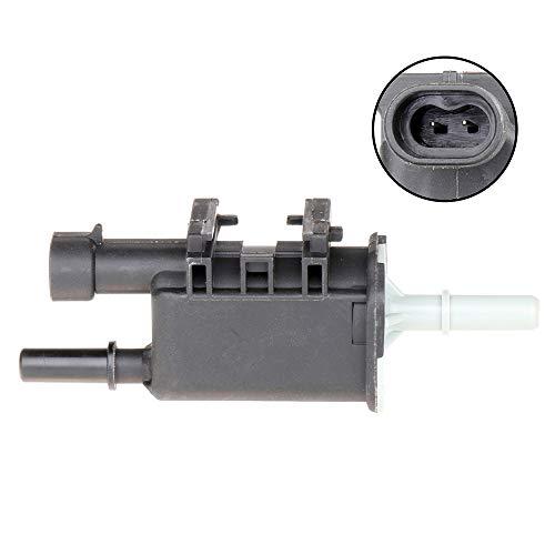 OCPTY Evap Vent Solenoids Control ValveExhaust Emissions Replacements Parts Fit for 2.4L 5.3L 4.2L - 2010-2012 Buick Lacrosse 2006-2007 Cadillac CTS 2005-2010 Chevrolet Cobalt 214-1680