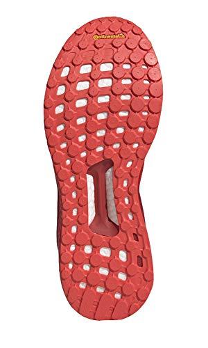 adidas PW SOLARHU GRYSCALE - Zapatillas de running para hombre, color rojo, color Rojo, talla 42 2/3 EU
