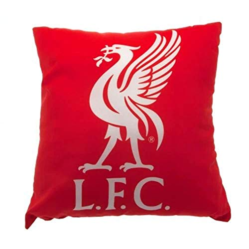 Liverpool Crest Cushion - Multi-Colour