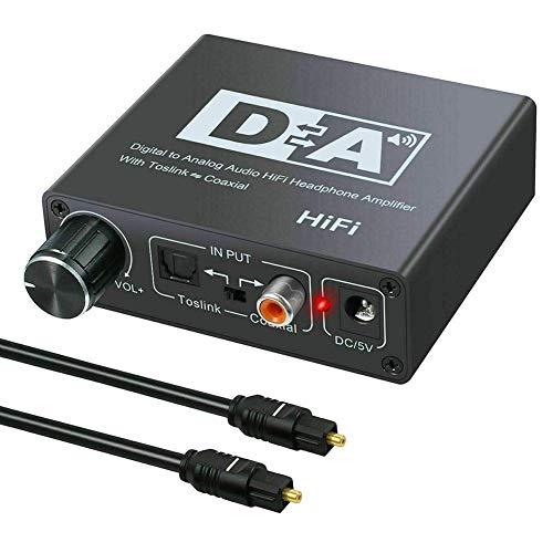 Duurzaam IFI DAC AMP Digitale Simulatie Audio Converter RCA 5mm Hoofdtelefoon Versterker Toslink Outpical Coaxiale Uitgang Draagbare DAC 24 Bit