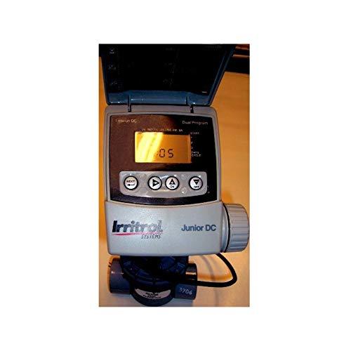 Irritrol 657033 Programador Riego a Pilas Digital, Junior DC + Valvula 2400 1
