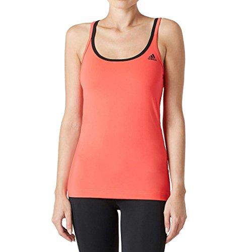 adidas Basic Strappy - Camiseta para Mujer, Multicolor, Talla M